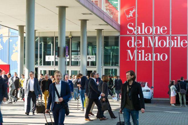 Transfer Salone del Mobile Milano